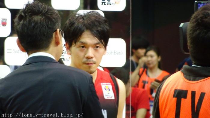 バスケ 日本VSオーストラリア