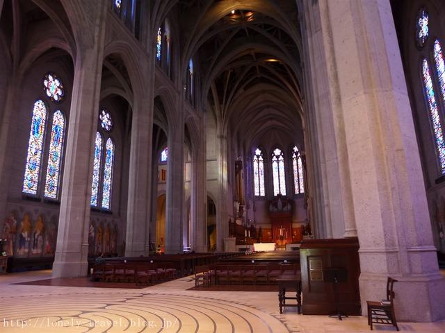 グレース大聖堂 Grace Cathedral 4