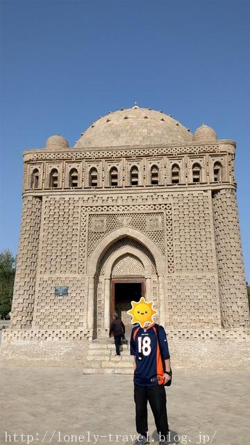イスマイール・サマニ廟(Ismail Samani Mausoleum)