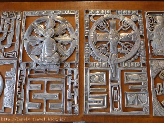 グレース大聖堂 Grace Cathedral 9