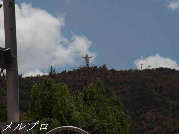 クスコのキリスト像