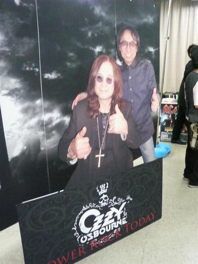 オジーと伊藤さん