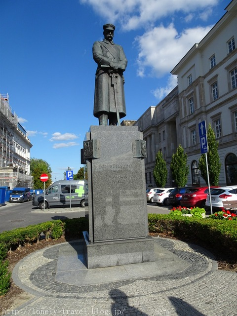 ポーランド共和国建国の父ユゼフ・ピウスツキ