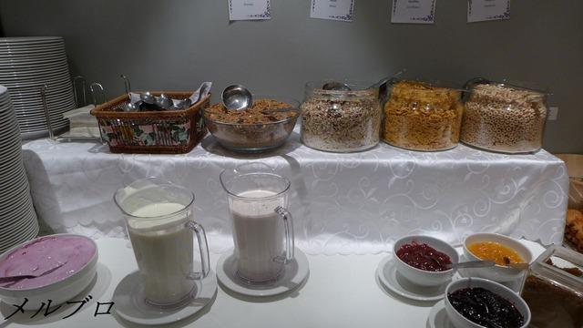 フォスホテル・バロンの朝食