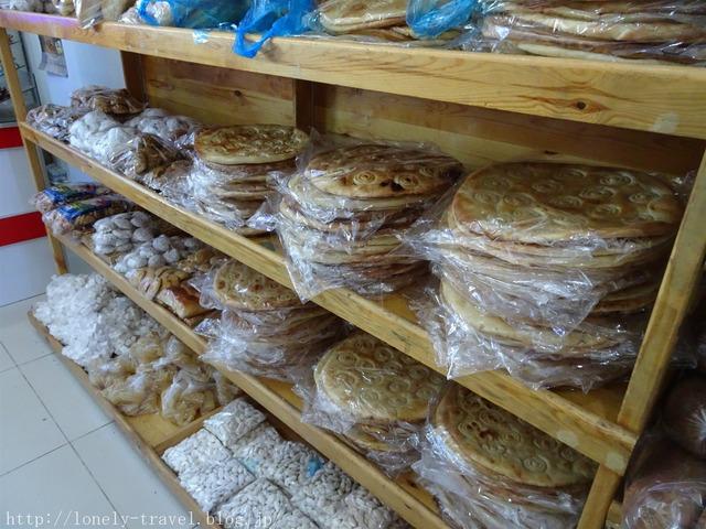 ウズベキスタンのスーパー