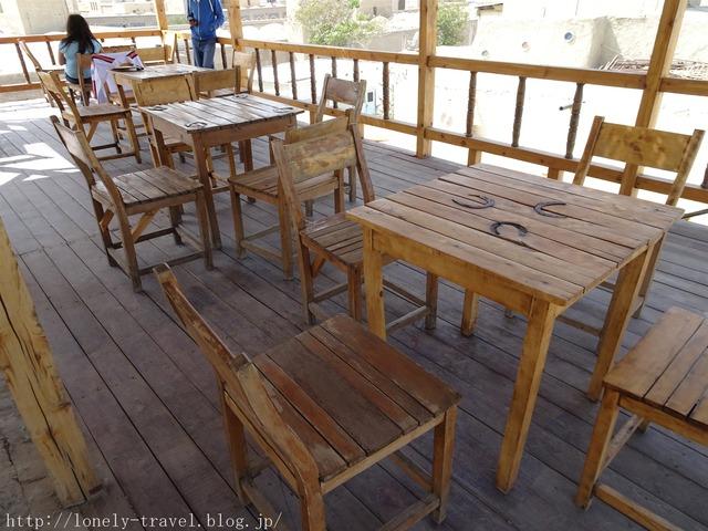 Minor Cafe House ブハラ