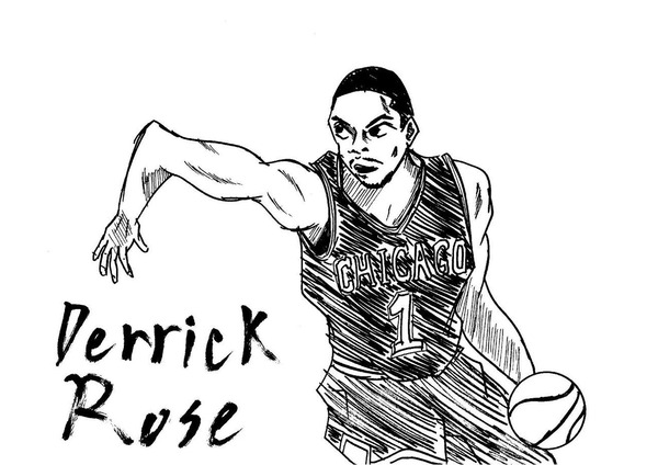 derrick・rose