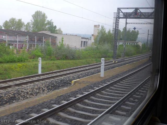 チェコの列車 Czech Republic train