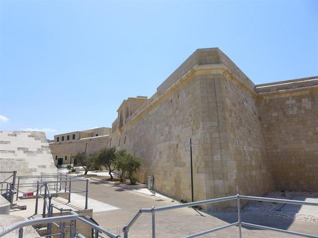 聖エルモ砦 Fort st.Elmo