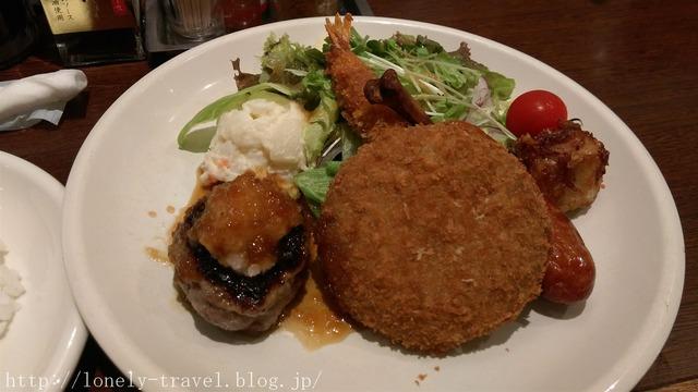 上野の洋食屋