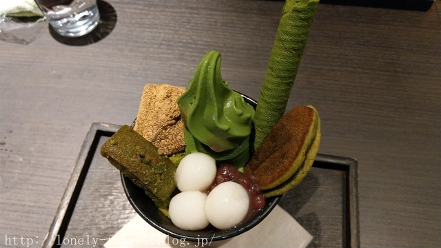 京の甘味処・茶寮翠泉