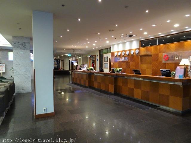 ソコス ヴィル(Original Sokos Hotel Viru)