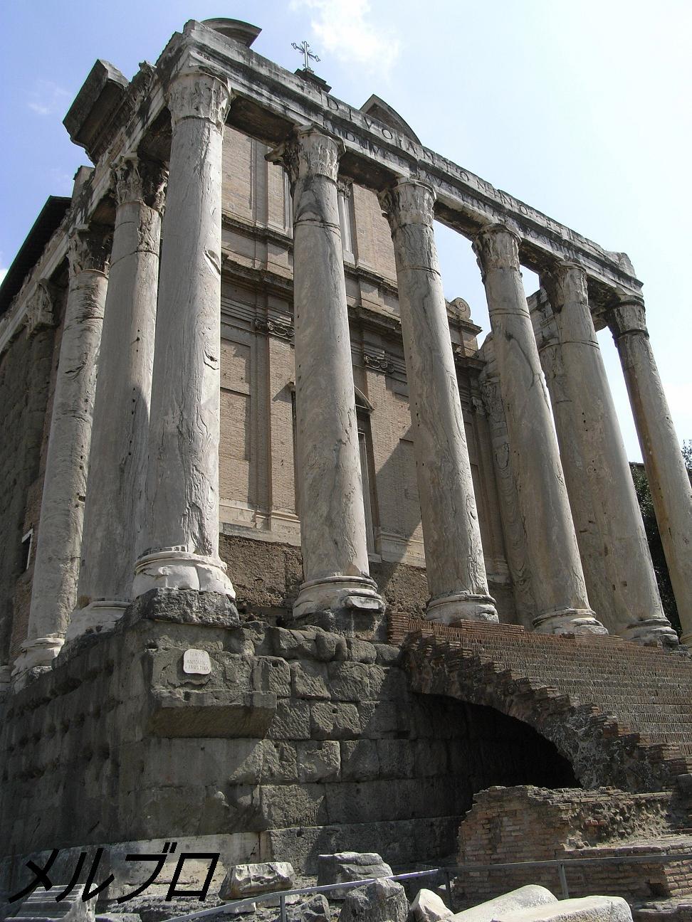 ロムルスの神殿
