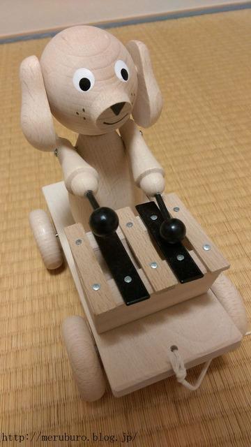 チェコのお土産 木製のおもちゃ