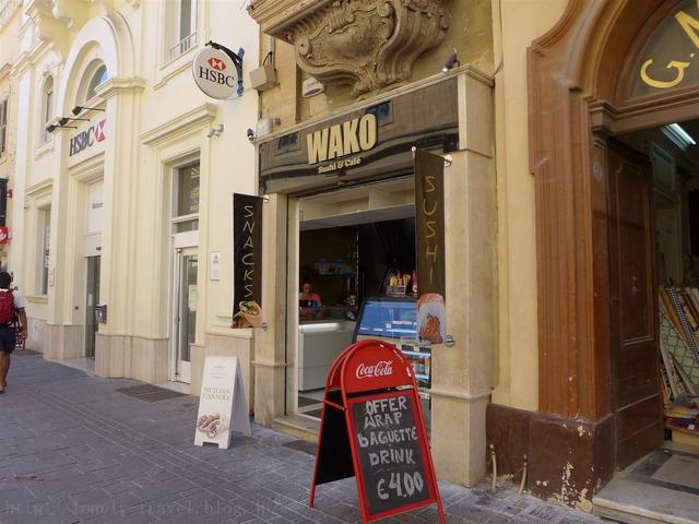 ヴァレッタの寿司屋