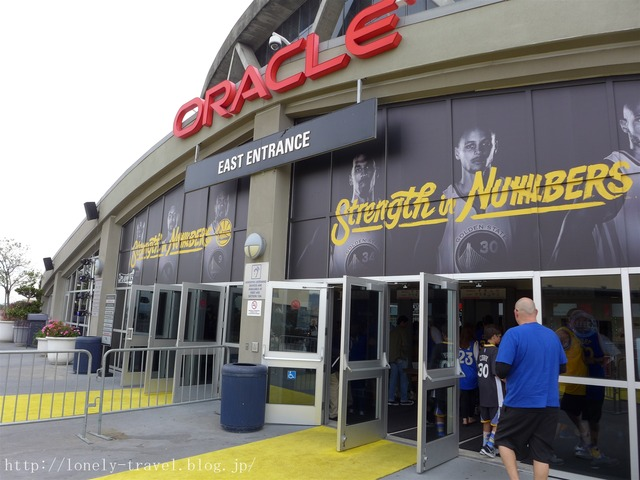 オラクル・アリーナ Oracle Arena