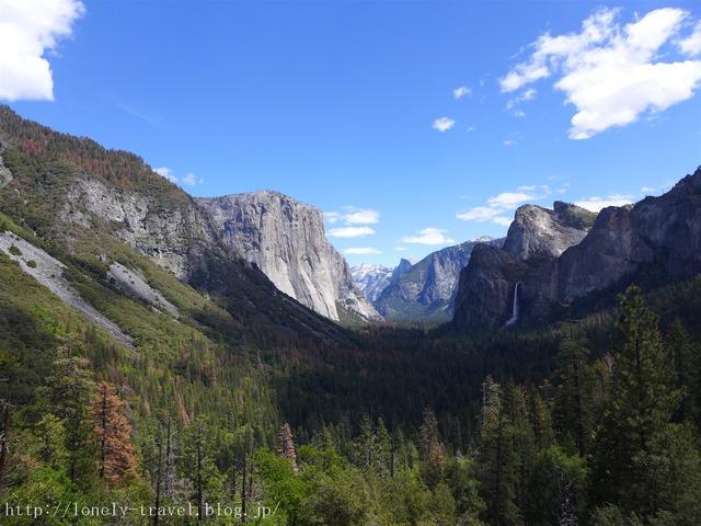 世界遺産ヨセミテ国立公園 Yosemite1