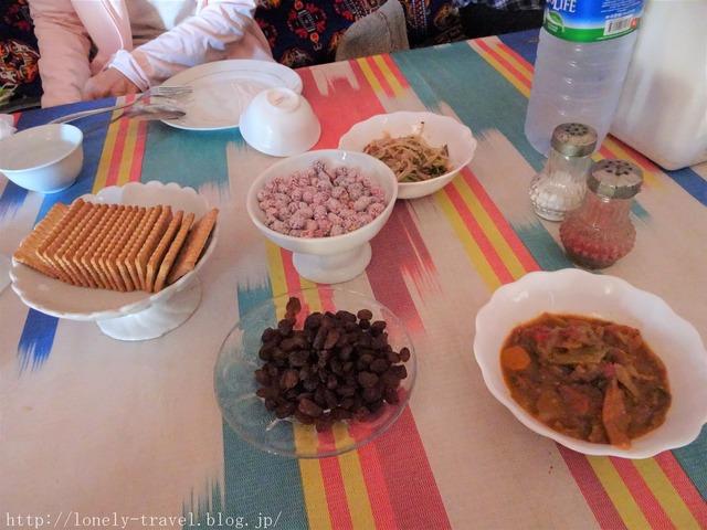 ウズベキスタン料理