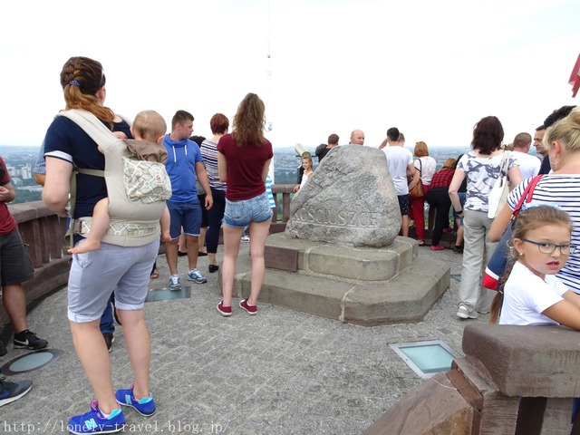 コシチュシコ山 Kosciuszko's Mound