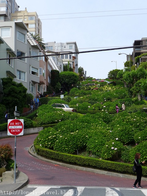 ロンバート・ストリート Lombard Street