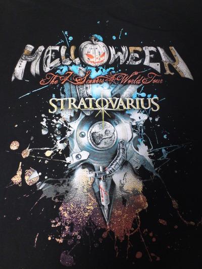 HELLOWEEN & STRATOVARIUS