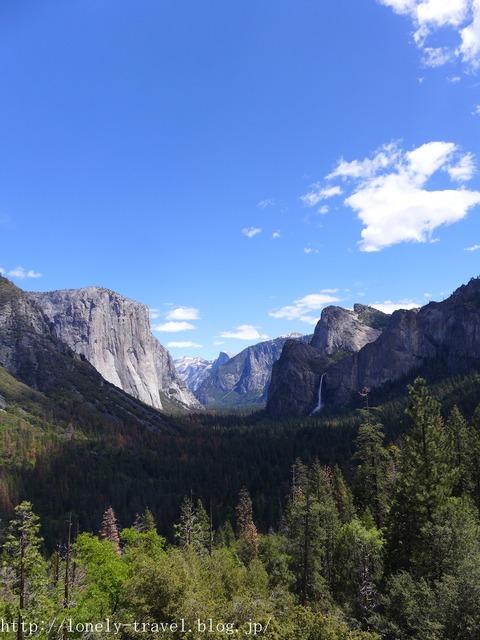 世界遺産ヨセミテ国立公園 Yosemite2