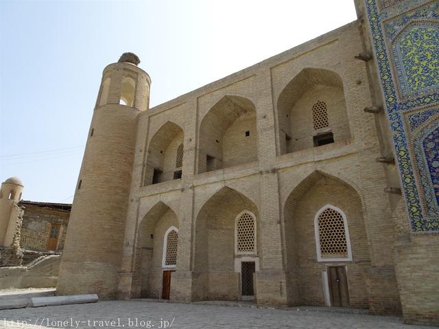 アブドゥールアジス・ハーン・メドレセ(Abdulaziz Khan)