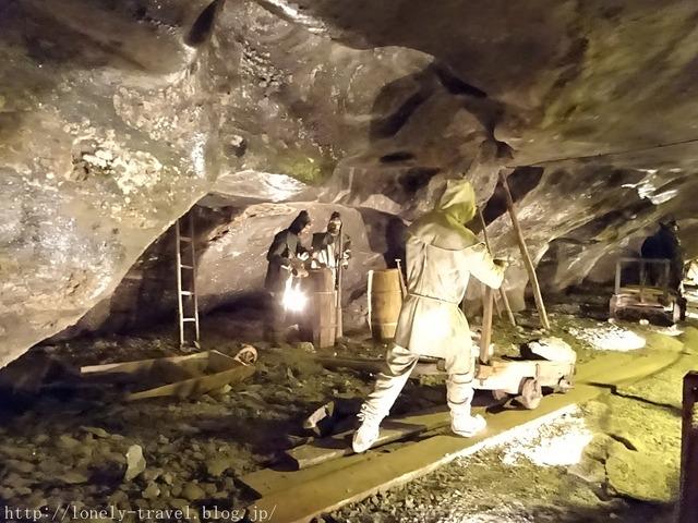 ヴィエリチカ岩塩坑 Wieliczka Salt Mine