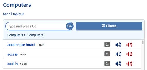 OALD_list_computers