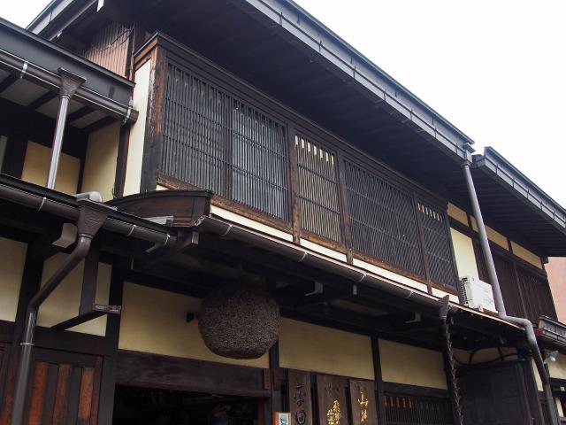 高山 古い町並み(3)