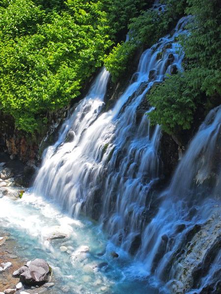 白髭の滝(1)
