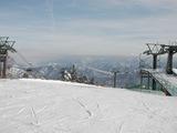 第1高速リフト山頂