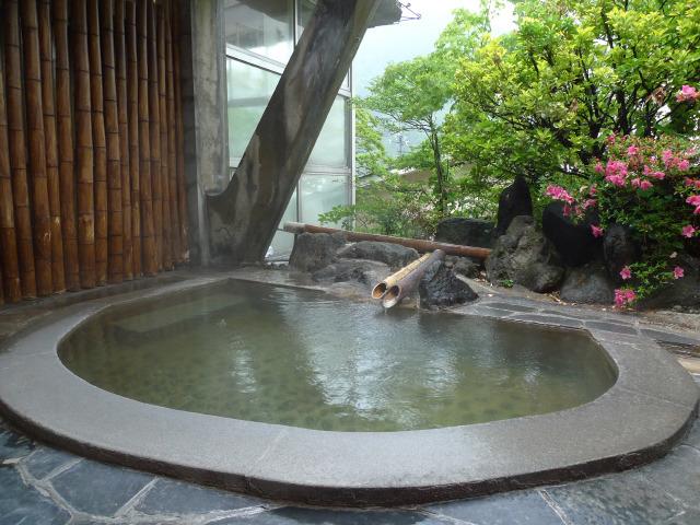 摩天の湯(露天風呂)