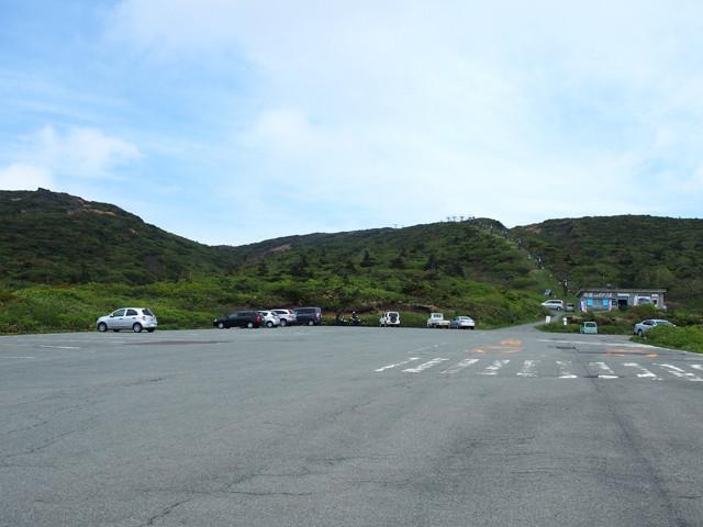 刈田駐車場