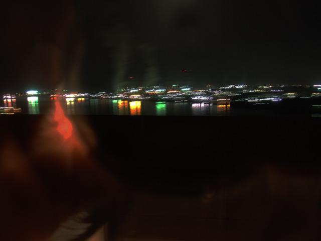 瀬戸大橋に入る