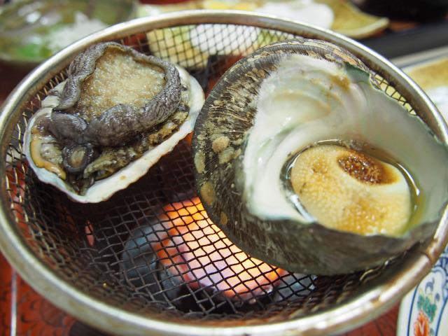 鈍川温泉 夕食(5)