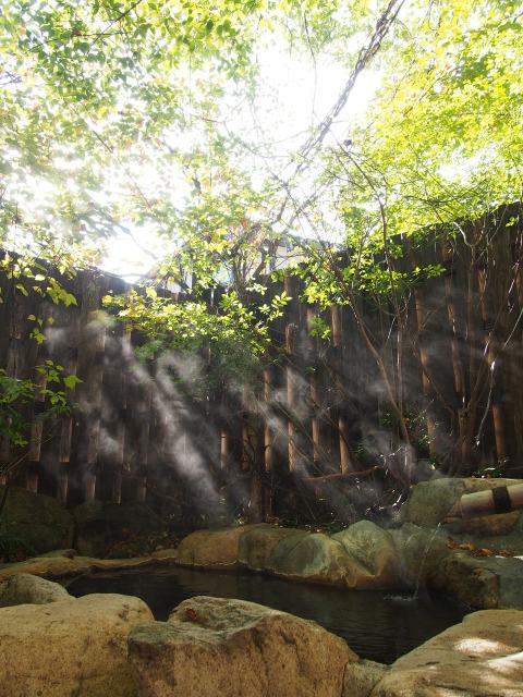 福地温泉 飛水 風呂