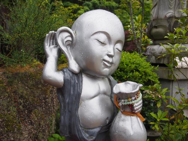 大聖院 不思議な仏像(1)