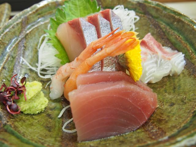 鈍川温泉 夕食(3)