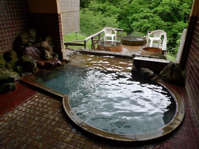 桶風呂・釜風呂