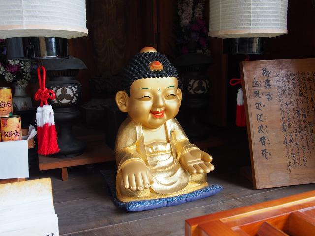 大聖院 不思議な仏像(4)