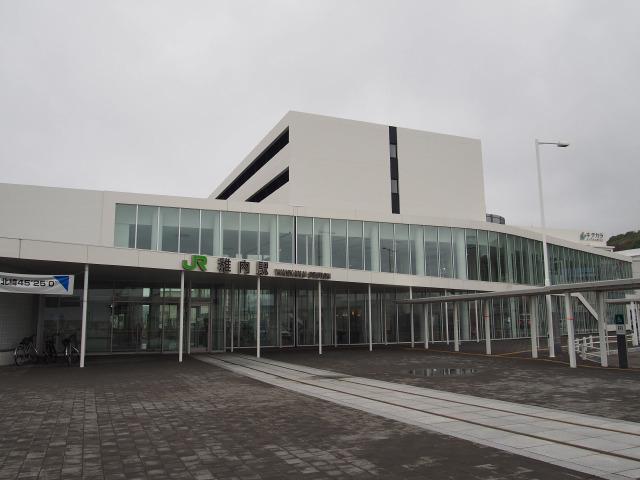 稚内駅(2)