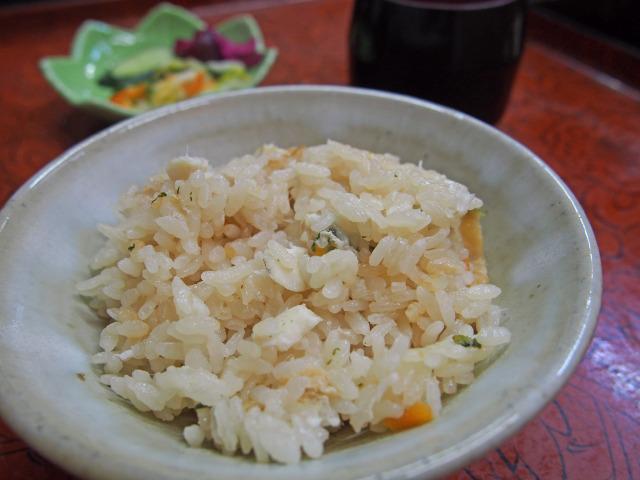 鈍川温泉 夕食(7)