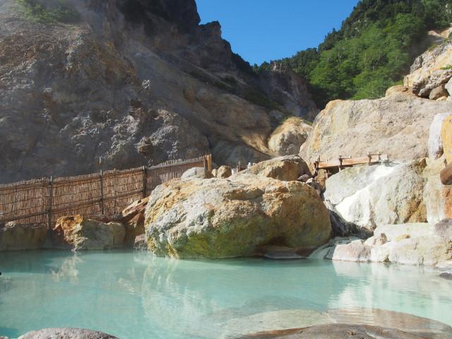 山姥の湯 小さい浴槽