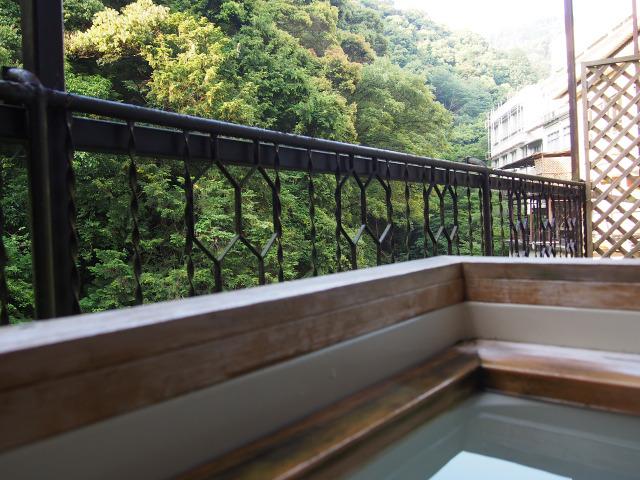 部屋付露天風呂(2)