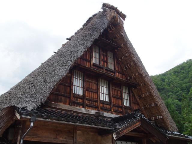 五箇山 菅沼集落(2)