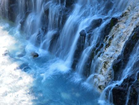 白髭の滝(2)