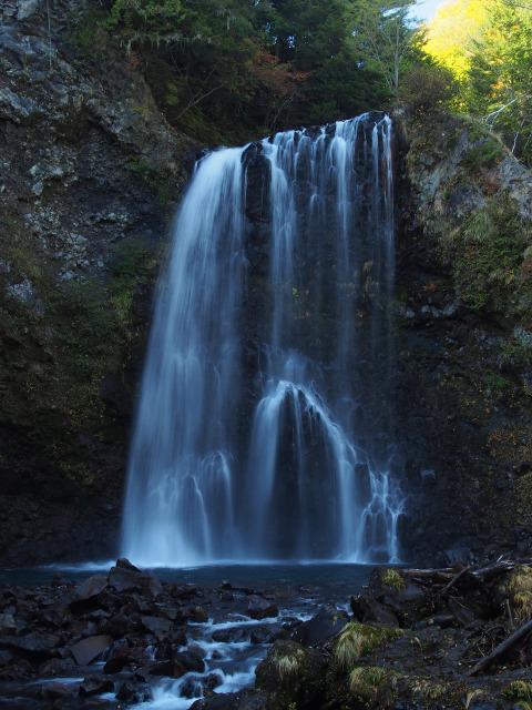 善五郎の滝(2)
