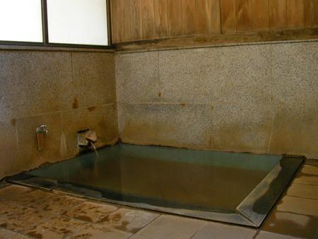 三番湯 浴槽