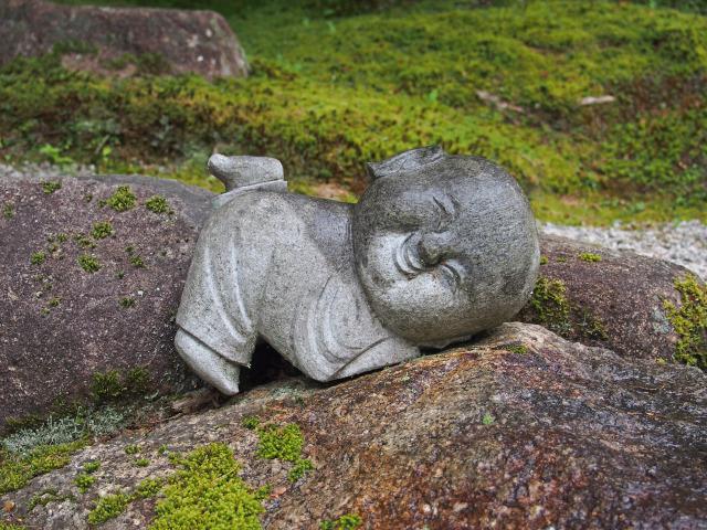 大聖院 不思議な仏像(2)